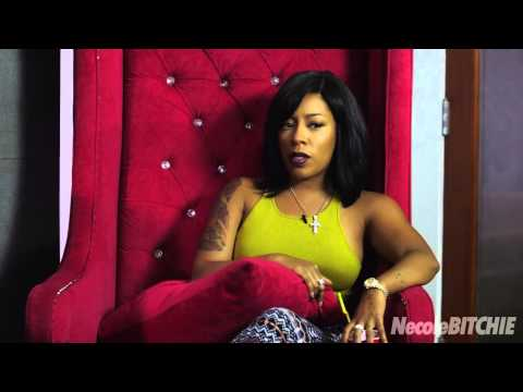 [Video] K. Michelle Dishes On Being A Glorified Side Chick, Her Biggest Fear And Idris Elba Rumors