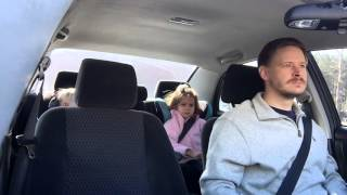 Daddy/Daughter Carcert (Car Concert)