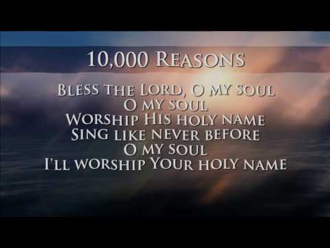 Matt Redman - 10,000 Reasons (bless The Lord) Piano Cover video