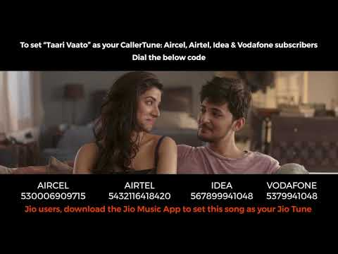 Taari Vaato - Callertune Numbers | Tera Zikr Gujarati Version