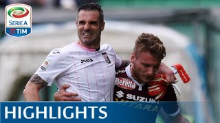 Palermo - Torino 1-3 - Highlights - Matchday 25 - Serie A TIM 2015/16