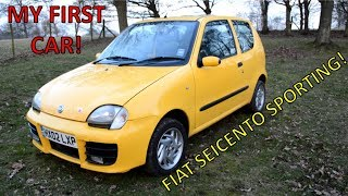 Tour of My Fiat Seicento Sporting!