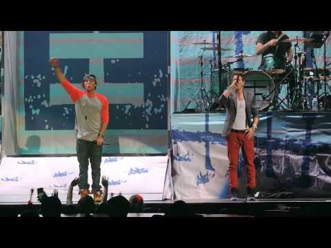 Emblem3 3000 Miles - Stars Dance Tour, Fairfax, VA 10/10/13