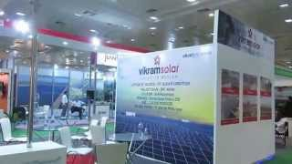 RENERGY 2013 - India's largest renewable energy conference and exhibition- walk through