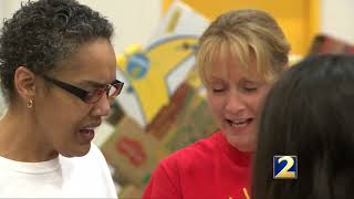 Side by Side Brain Injury Clubhouse helps woman rebuild after shooting
