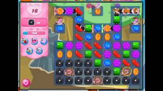Candy Crush Level 2852 Talkthrough, 27 Moves 0 Boosters