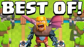CLASH ROYALE BEST OF MOMENT WTF, FUN, TROLL, FAIL !