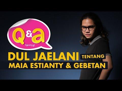 Dul Jaelani - Musik, Keluarga dan Gebetan