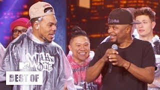 Best Of DJ D-Wrek vs. Wild 'N Out Cast (Vol. 1) 😂 | MTV