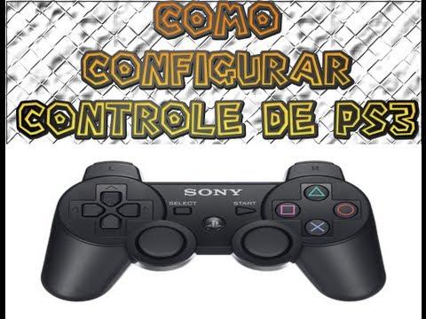 Tutorial - Como Configurar Controle de PS3 para jogos no Android