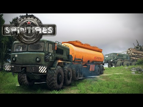 Spin Tires MP - Episode 19 - We Made It!
