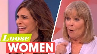 Ayda Field Got Very Jealous of Husband Robbie Williams When She Was Pregnant | Loose Women