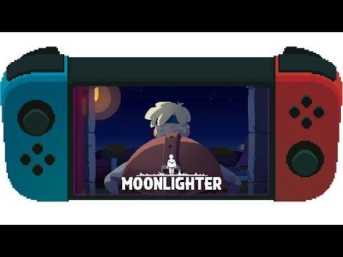 Moonlighter - Nintendo Switch Announcement Trailer