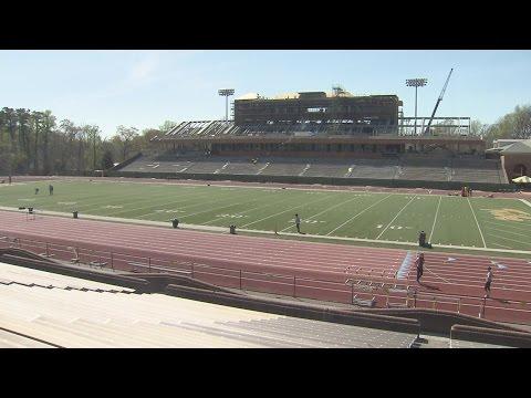 Update on William & Mary's Football Stadium Renovation