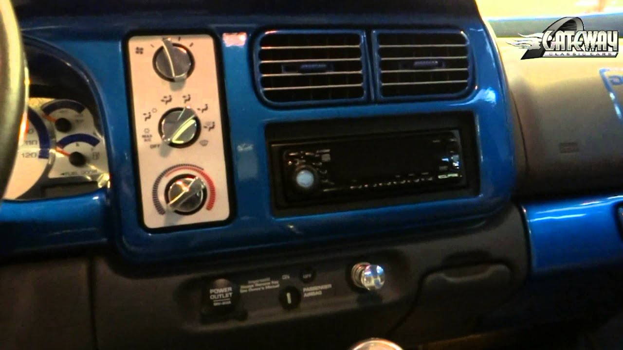 Maxresdefault on 1999 Dodge Dakota Blue
