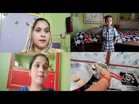 Tuesday Vlog || Share My Makeup || Dal Bafla Recipe || Vlog By Ashifa Foods