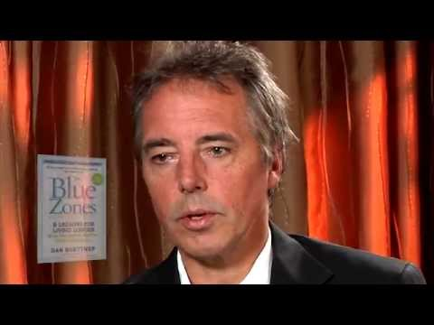 Dan Buettner talks about his followup book to The Blue Zones, Blue Zones Solution