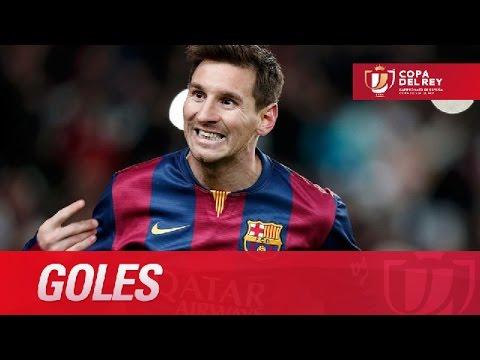 Todos los goles de FC Barcelona (1-0) Atlético de Madrid