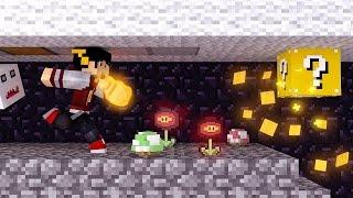 Minecraft Mods: ESCADONA - Poderes do Mario World ‹ AM3NlC ›