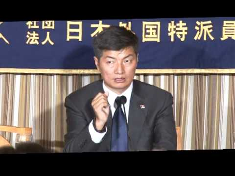 Docu report on Kalon Tripa Dr. Lobsang Sangay's 2012 Japan Visits