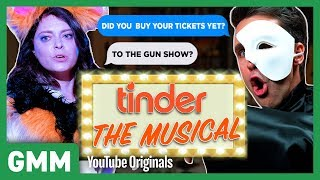 Tinder: The Musical ft. Rachel Bloom