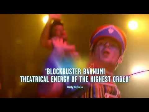 Barnum UK Tour - Official Brian Conley 20