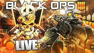 What's your best class? 2 SMG's Left till diamon! BO4 Multiplayer LIVE STREAM