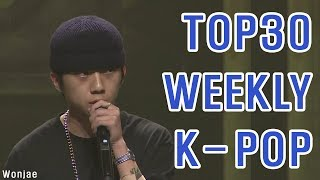 [KPOP30] 3rd Week of September