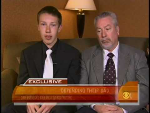Drew Peterson's Son Speaks Out Video