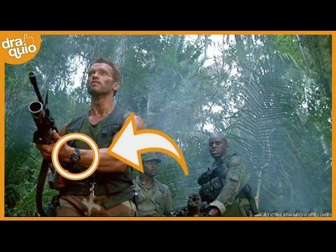 10 Curiosidades que no sabías de Depredador (Predator) 1987