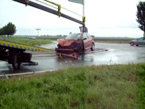 Ongeval Markerwaardweg Wervershoof 10 Juli