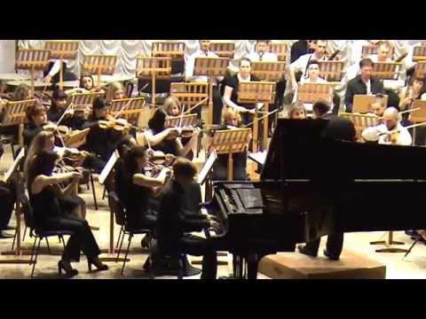 Регер, Макс - Концерт для фортепиано с оркестром фа минор