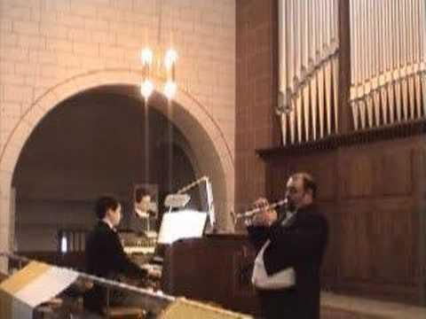 Trumpet and Organ: Allegro, Concerto San Marco (Albinoni)