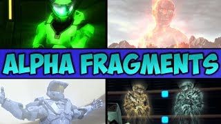 EVERY ALPHA FRAGMENT EXPLAINED! (Red vs Blue Discussion) - EruptionFang