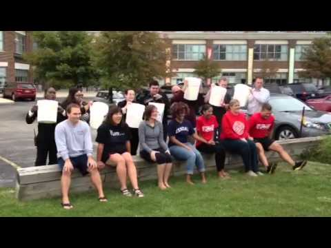 The Kendall College Family ALS Ice Bucket Challenge