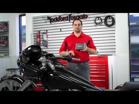 2011 BRT300X4 Harley Install