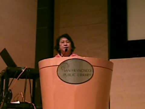 Pareng Barack: Filipinos in Obamas America at the SF Public Library (1 of 5)