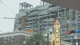 Implosion at Hard Rock collapse site planned for March