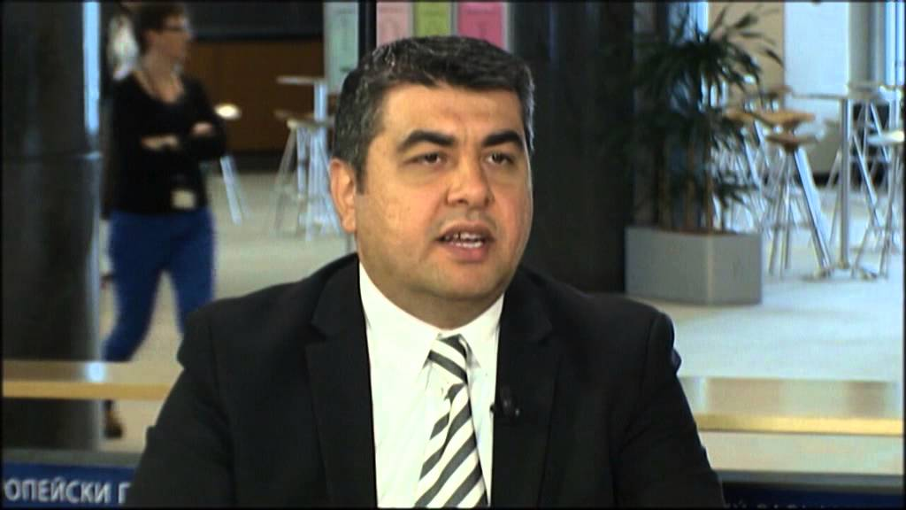 Nevşehir Mv.Ebubekir Gizligider'in Ab Uyum Komisyonu Toplantısında Brüksel'de Kon tv röportajı