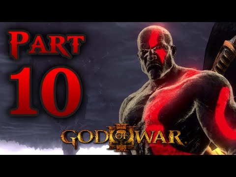 God Of War III 3 – The Muses (Fear Kratos)