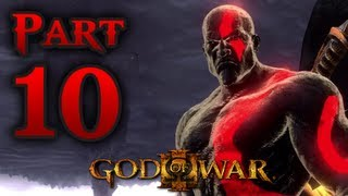God Of War III 3 - The Muses (Fear Kratos)