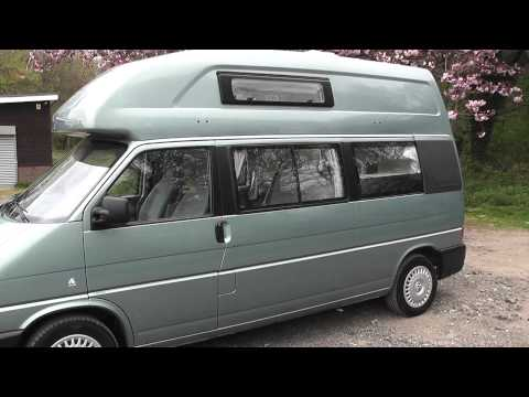 VW Westfalia California Exclusive Exterior
