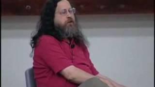 Thumb Richard Stallman se come la piel de su pie