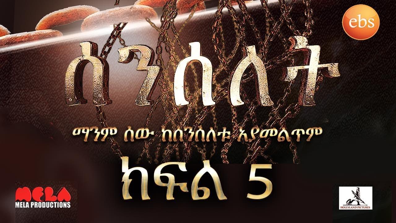 Senselet Drama - Part 5 Drama By EBS TV