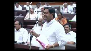 Bommalaata - Speech of R&B Minister Dharmana Prasada Rao.mp4