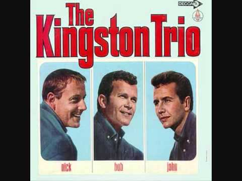 Kingston Trio - Love Comes a Trickling Down