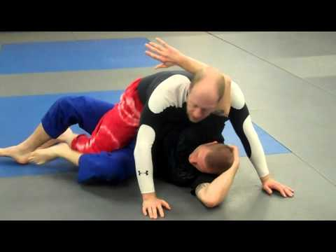 Submissions Inc: Half Guard - regaining the underhook, sweep, armbar #2 Image 1