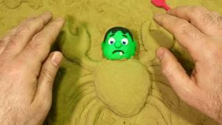 ¿QUIÉN ES ESTE CANGREJITO TAN MONO? Dibujos Animados para niños y bebés!!! 💚 dibusYmas