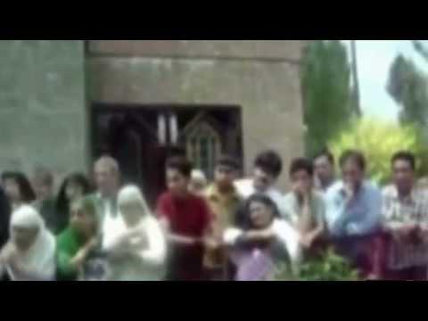 Tauseef Ur Rahman Exposing Nanga Baba Of Sopore Kashmir,,,