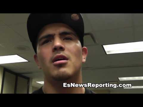 brandon rios on fighting manny pacquiao meeting fans in texas and charity walk